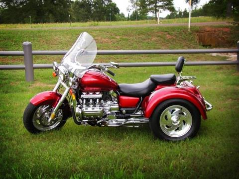 2016 Motor Trike Valkyrie Interstate in Fairfield, Illinois