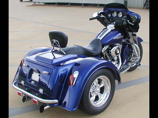 2017 Motor Trike Road King Trog in Manitowoc, Wisconsin