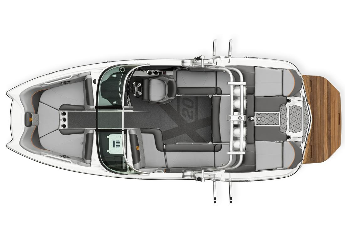 2015 Mastercraft X20 in Lake Zurich, Illinois