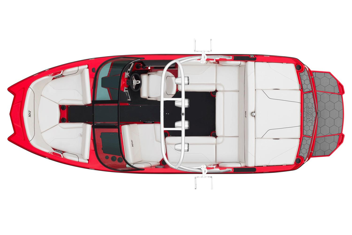 2016 Mastercraft NXT20 in Lake Zurich, Illinois