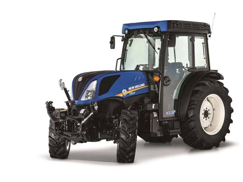 2016 New Holland Agriculture T4.80F in Littleton, New Hampshire