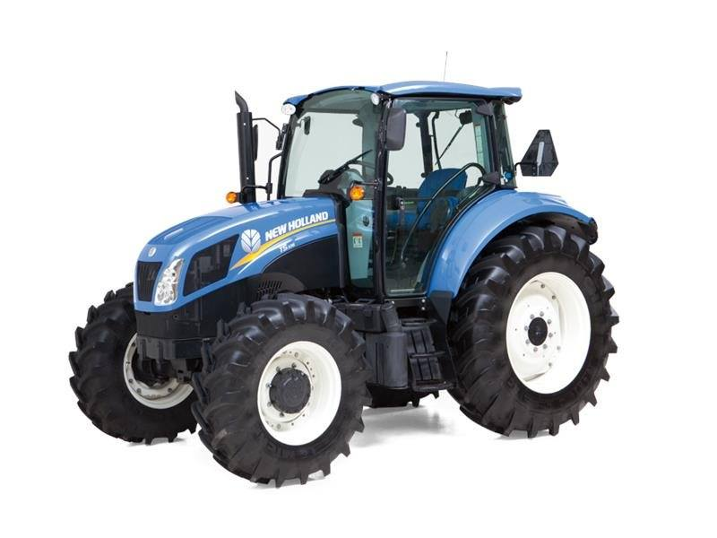 2016 New Holland Agriculture T5.105 in Littleton, New Hampshire
