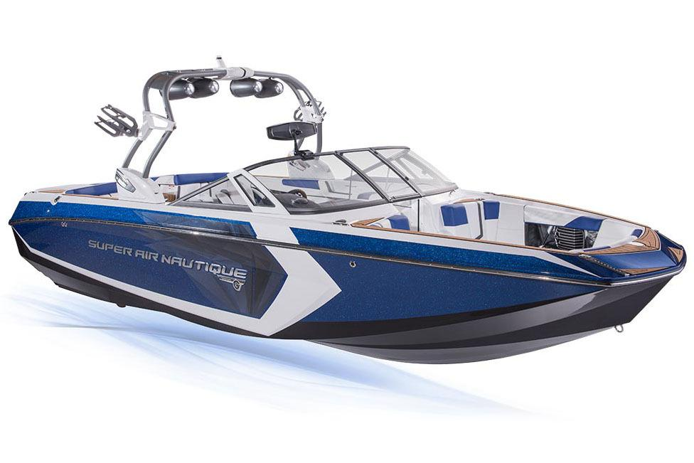 2016 Nautique Super Air Nautique G25 in Naples, Maine