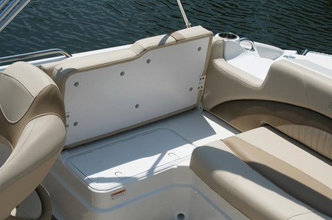 2015 NauticStar 203SC Sport Deck in Naples, Maine