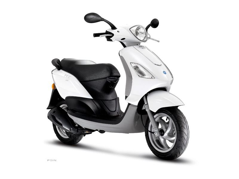 2009 piaggio fly 50 scooter - new york new & used boats