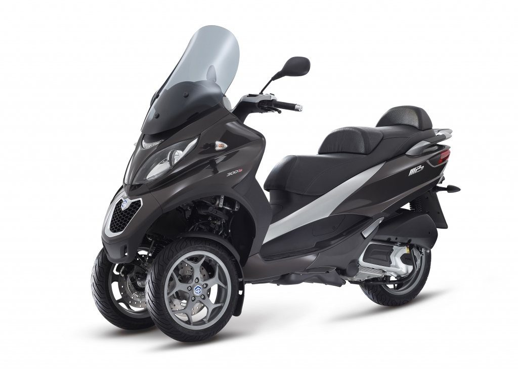 new 2016 piaggio mp3 500 business abs scooters in tulsa. Black Bedroom Furniture Sets. Home Design Ideas