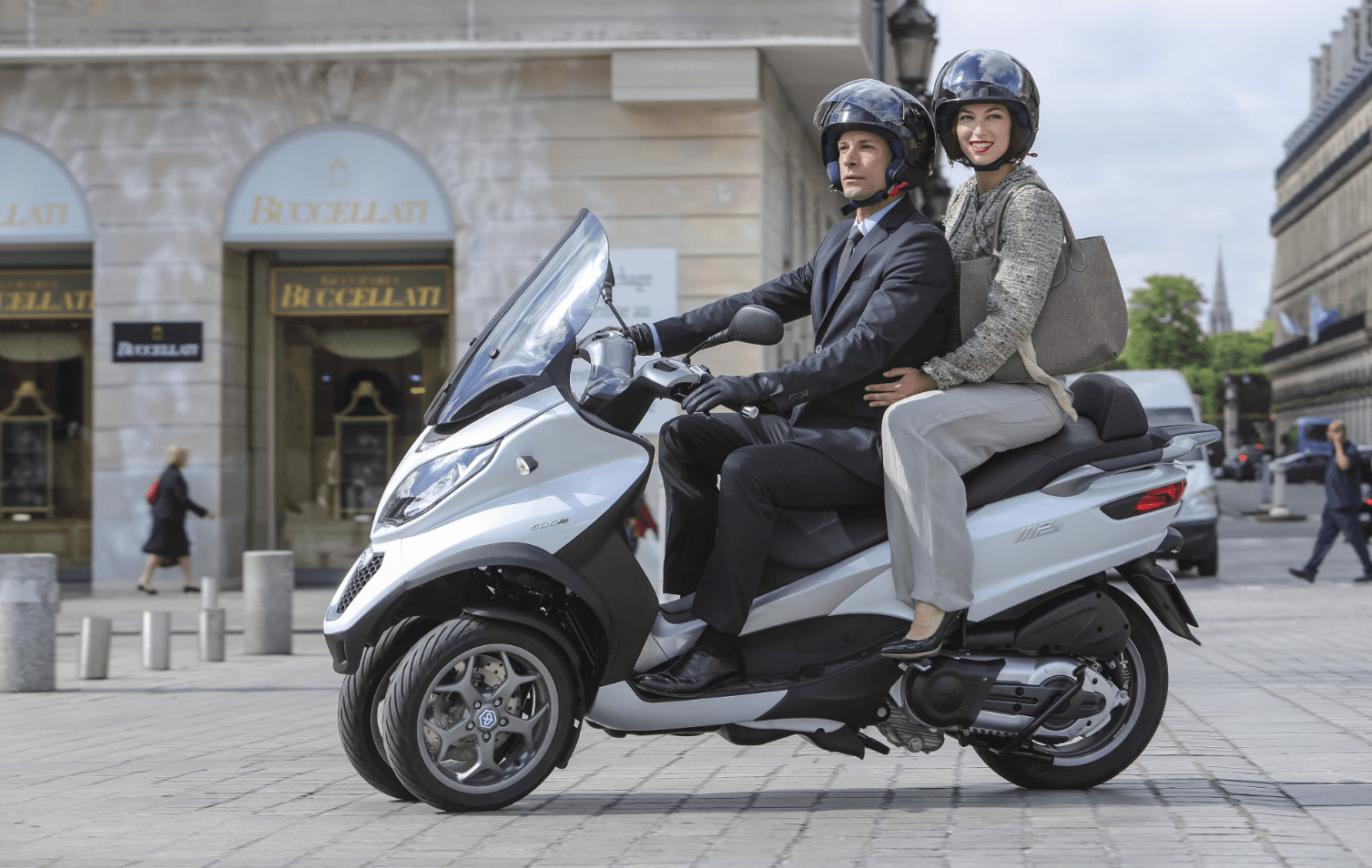 new 2016 piaggio mp3 500 business abs scooters in. Black Bedroom Furniture Sets. Home Design Ideas