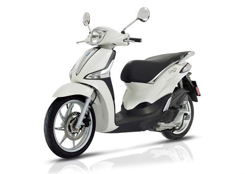 2017 Piaggio Liberty 150 iGet ei ABS in Bellevue, Washington