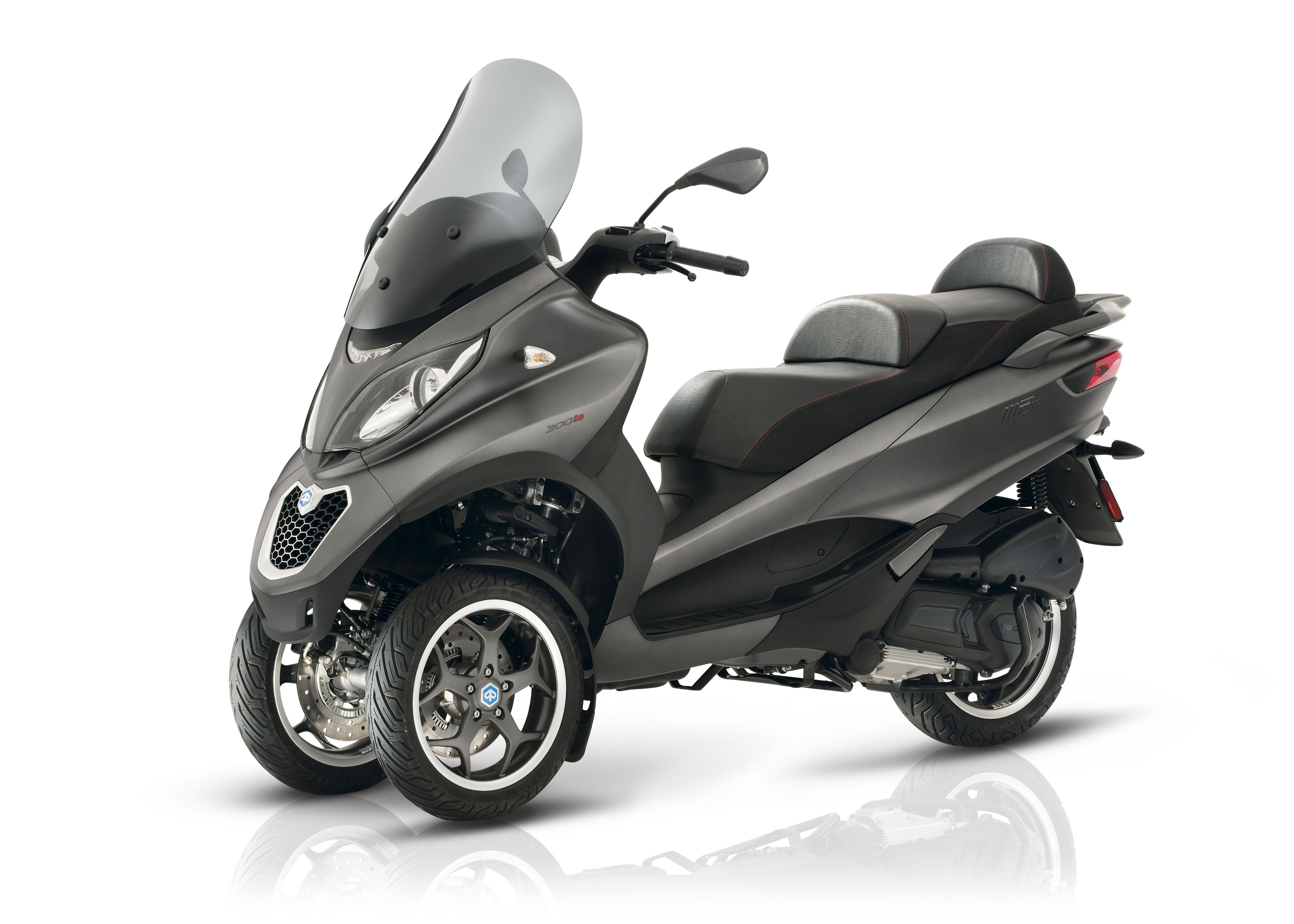new 2017 piaggio mp3 500 sport lt abs scooters in bellevue wa stock number. Black Bedroom Furniture Sets. Home Design Ideas
