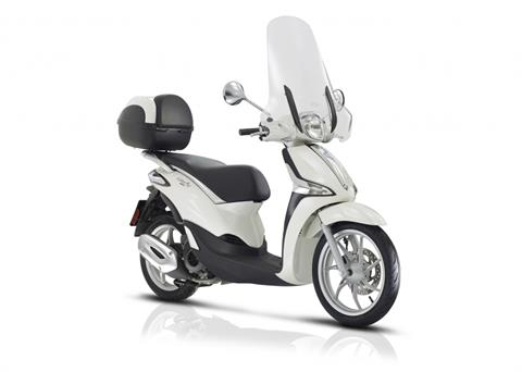 2018 Piaggio Liberty 150 iGet ei ABS in Bellevue, Washington