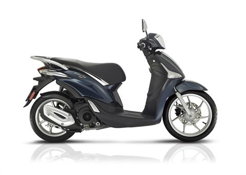 2018 Piaggio Liberty 150 iGet ei ABS in Ferndale, Washington