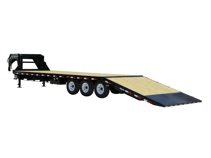 2017 PJ Trailers Flatdeck with Singles Hydraulic Dove (SY) in Kansas City, Kansas