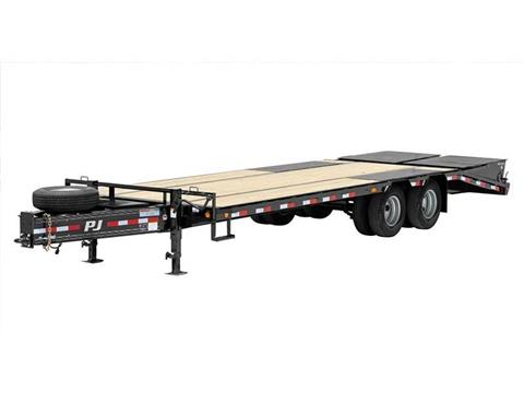 2017 PJ Trailers Low-Pro Pintle with Duals (PL) in Kansas City, Kansas
