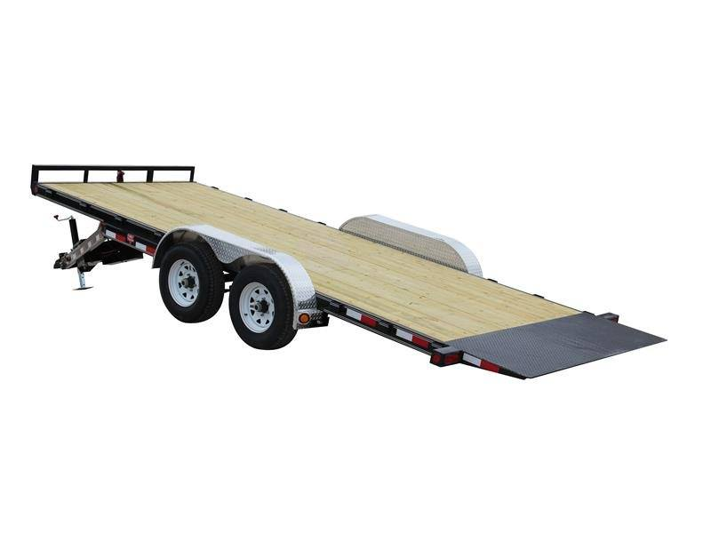 2017 PJ Trailers 83 in. Hydraulic Quick Tilt (TH) in Kansas City, Kansas
