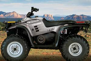 2002 Polaris Magnum 325 2X4 in Wenatchee, Washington
