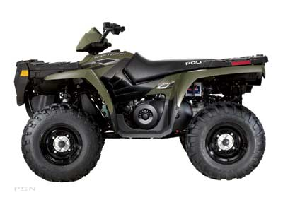 2006 Polaris Sportsman 450 in Asheville, North Carolina