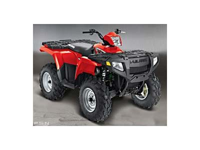 2008 Polaris Sportsman® 500 H.O. in Newport, New York