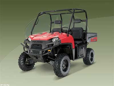$9,699, 2009 Polaris Ranger 4x4 Full SIze