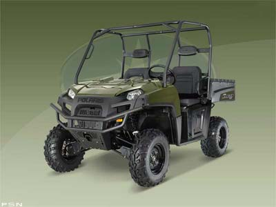 $10,799, 2009 Polaris Ranger XP Full SIze