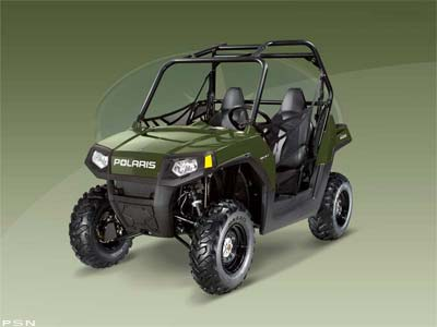 $6,788, 2009 Polaris Ranger RZR Trail / Performance