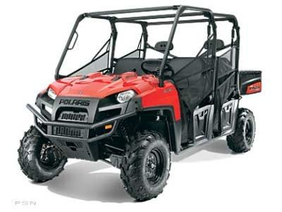 2011 Polaris Ranger® Crew® 800 in Amarillo, Texas