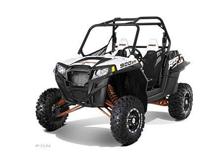 2012 Polaris Ranger RZR® XP 900 LE in Auburn, California
