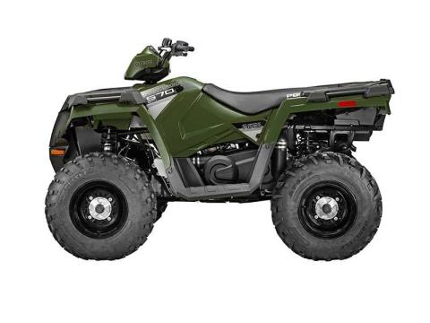2014 Polaris Sportsman® 570 EFI in Pierceton, Indiana