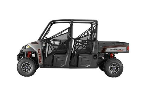 2014 Polaris Ranger Crew® 900 EPS LE in Lake Havasu City, Arizona