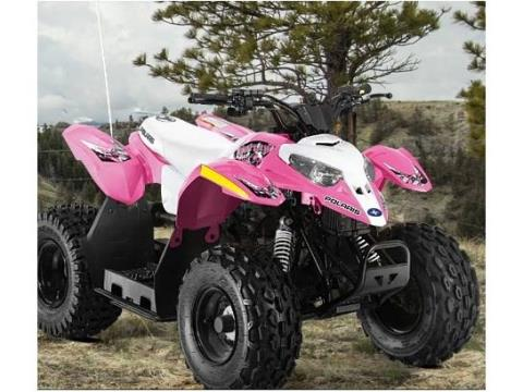 2015 Polaris Outlaw® 50 in Utica, New York