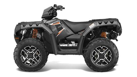 2015 Polaris Sportsman® 850 SP in Woodstock, Illinois