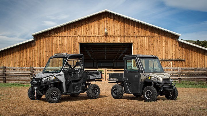 2015 Polaris Ranger®570 Full Size in Pierceton, Indiana