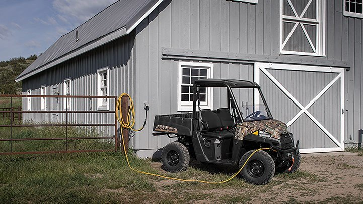 2015 Polaris Ranger®EV in Chanute, Kansas