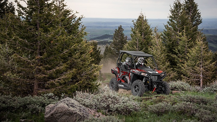 2015 Polaris RZR® 900 EPS in Pierceton, Indiana