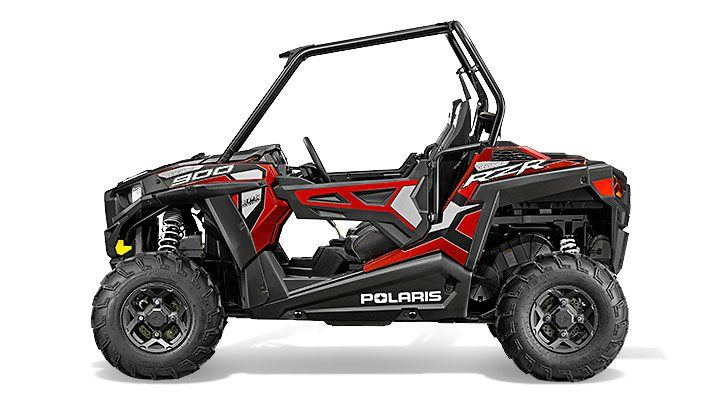 $14,799, 2015 Polaris RZR 900 EPS Trail