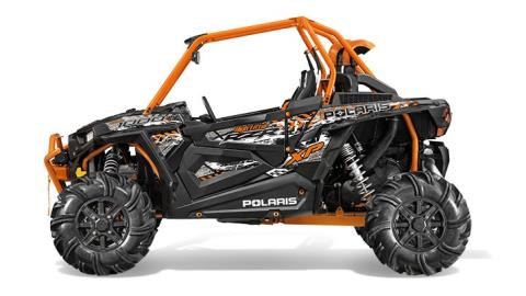 2015 Polaris RZR® XP 1000 EPS High Lifter Edition in Auburn, California