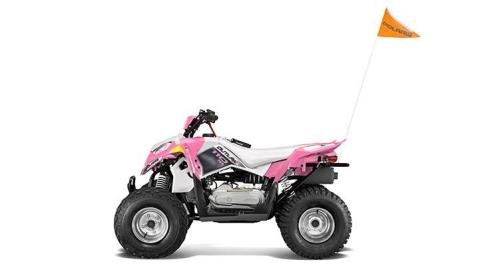 2016 Polaris Outlaw 110 EFI in Rushford, Minnesota