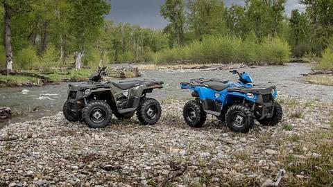 2016 Polaris Sportsman 450 H.O. in Chesapeake, Virginia