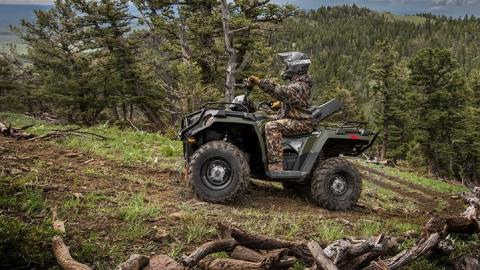 2016 Polaris Sportsman 450 H.O. EPS in Wytheville, Virginia