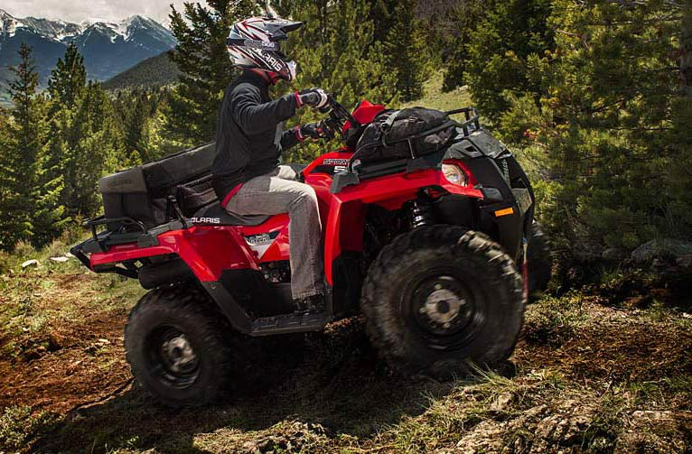 2016 Polaris Sportsman 570 in Lancaster, South Carolina
