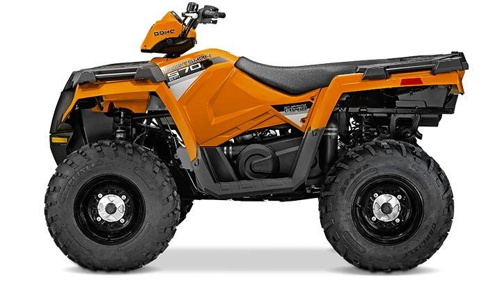 2016 Polaris Sportsman 570 in Dillon, Montana