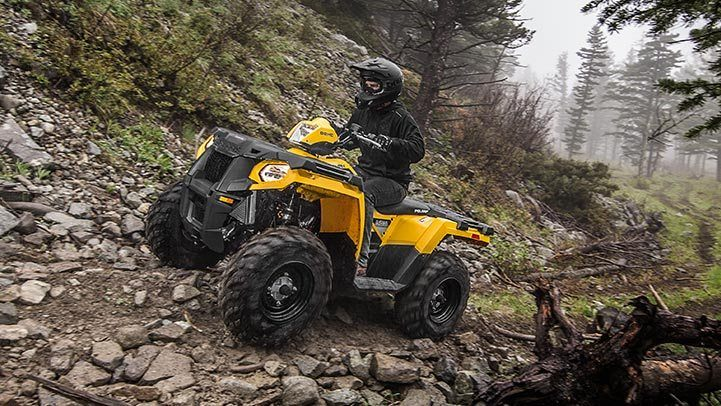 2016 Polaris Sportsman 570 in Ferrisburg, Vermont