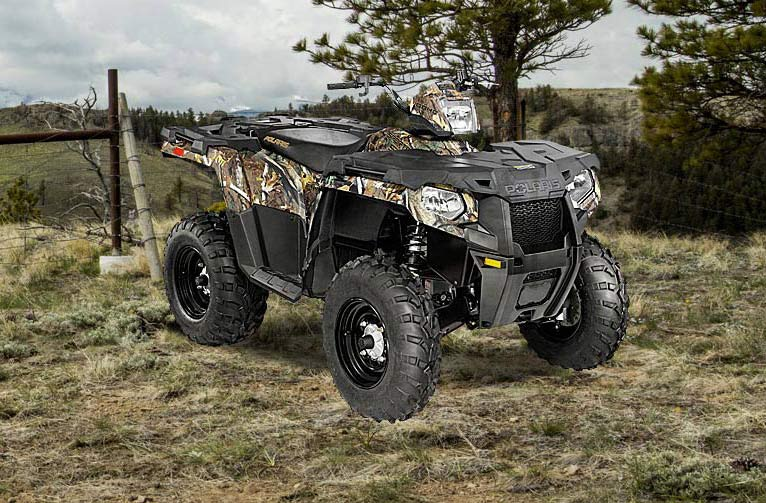 2016 Polaris Sportsman 570 EPS in Elizabethton, Tennessee