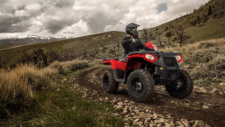 2016 Polaris Sportsman 570 EPS in Lowell, North Carolina