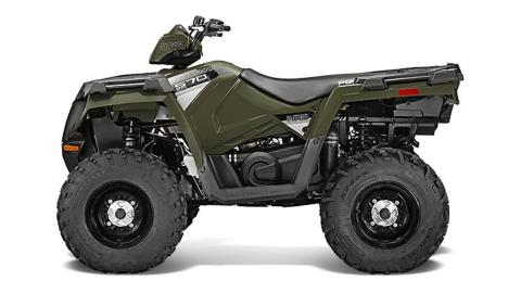 2016 Polaris Sportsman 570 EPS in Ottumwa, Iowa