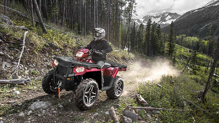 2016 Polaris Sportsman 570 SP in Auburn, California
