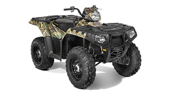 2016 Polaris Sportsman 850 in Dillon, Montana