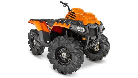 2016 Polaris Sportsman 850 High Lifter Edition in Hermitage, Pennsylvania