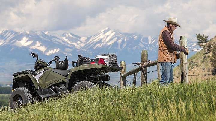 2016 Polaris Sportsman X2 570 EPS in Auburn, California