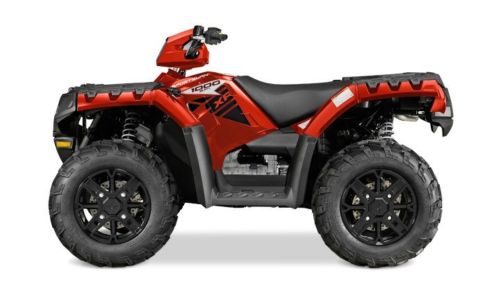 2016 Polaris Sportsman XP 1000 in Auburn, California