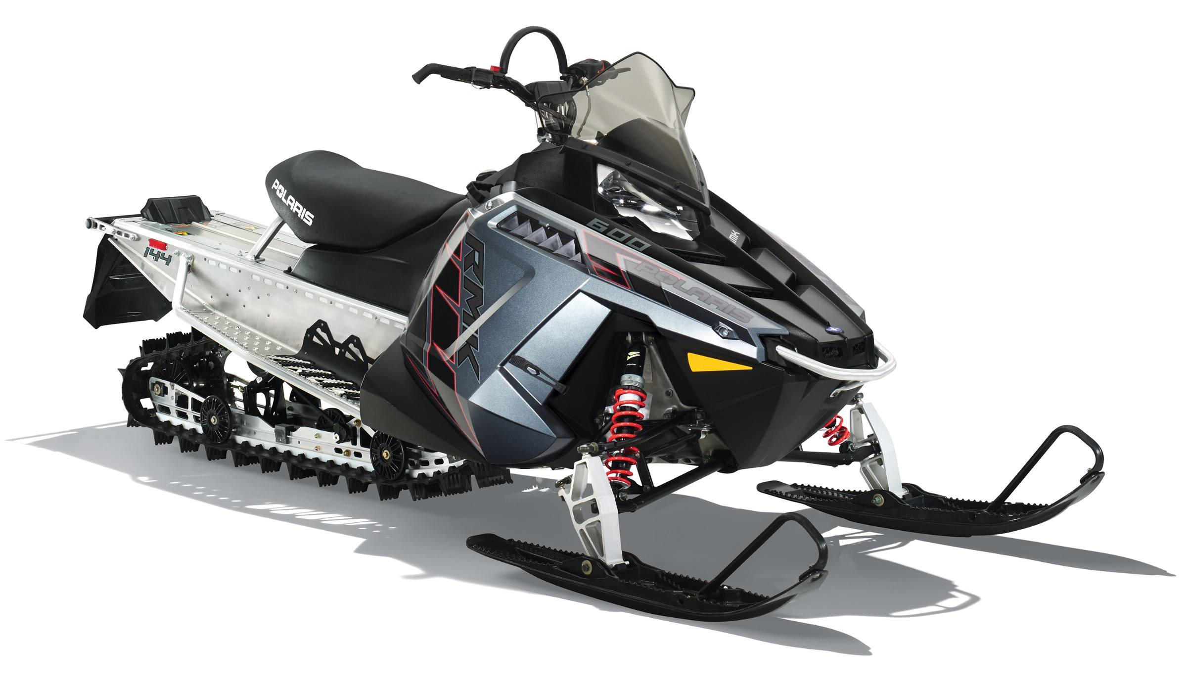 2016 Polaris 600 RMK 144 ES in Auburn, California